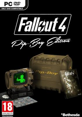 Fallout 4 Pip-Boy Edition til PC