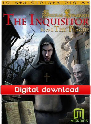 Nicolas Eymerich The Inquisitor - The Plague til PC