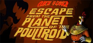 Cluck Yegger in Escape From The Planet of The Poultroid til PC