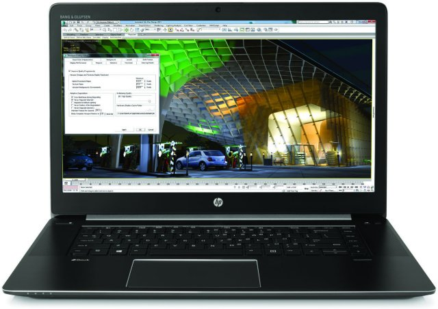 HP ZBook Studio (T7W03EA)