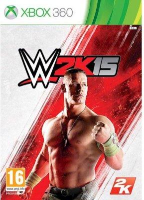 WWE 2k15 til Xbox 360