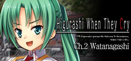 Higurashi When They Cry Hou: Ch.2 Watanagashi til PC