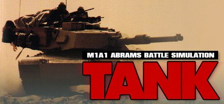 Tank: M1A1 Abrams Battle Simulation til PC