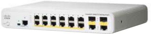 Cisco 2960C-12PC-L