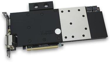 EKWaterBlocks EK-FC R9-290X Rev.2.0 AC GPU Block