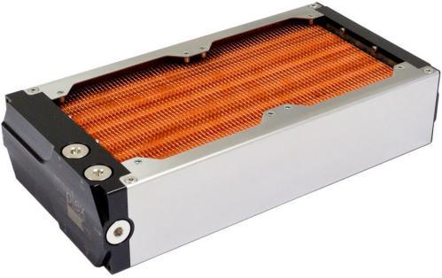 AquaComputer Airplex Modularity Copper 240mm