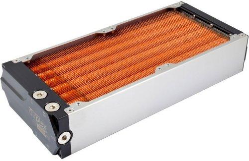 AquaComputer Airplex Modularity Copper 280mm