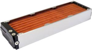 AquaComputer Airplex Modularity Copper 420mm