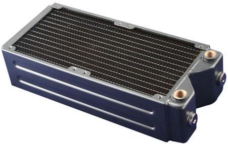 Coolgate G2 Radiator 2x120-65