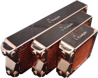 Coolgate Radiator 2x120-60 CU