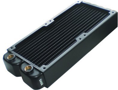 Techbay Radiator Extreme 2x120-45