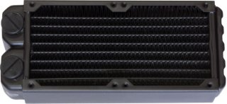 Techbay Radiator Extreme 2x80-45