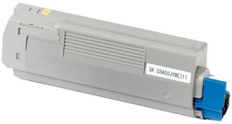 Oki C5800/C5900 Gul