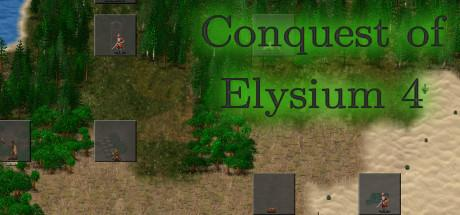 Conquest of Elysium 4 til PC