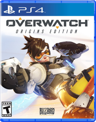 Overwatch (Collectors Edition) til Playstation 4