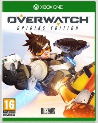 Overwatch (Collectors Edition) til Xbox One