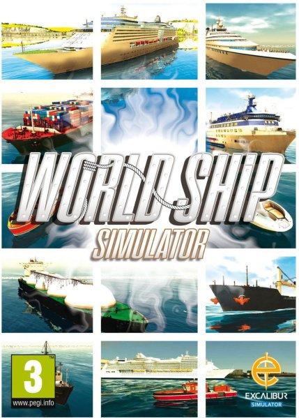 World Ship Simulator til PC