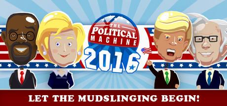 The Political Machine 2016 til PC