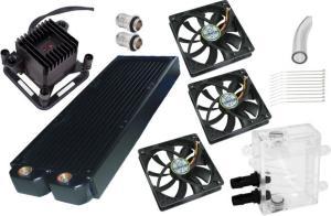 Techbay Performance Compact Vannkjølingsett 3x120-45
