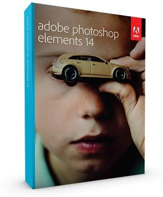Adobe Photoshop Elements 14 Oppgradering
