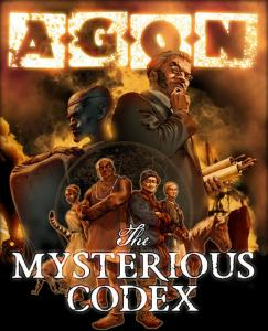 AGON: The Mysterious Codex (Trilogy)