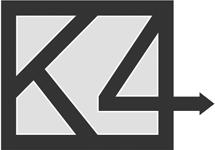 K4roros.no logo