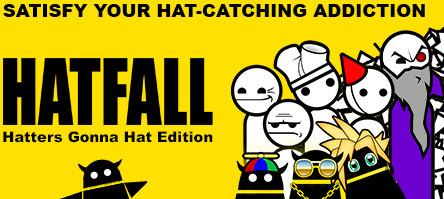 Zero Punctuation: Hatfall: Hatters Gonna Hat Edition til PC