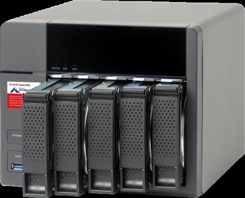 Qnap TS-531P 2GB