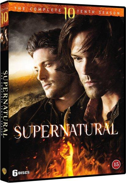 Warner Bros Supernatural: Sesong 10