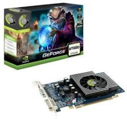 Point Of View GeForce GT 220 1000MHz