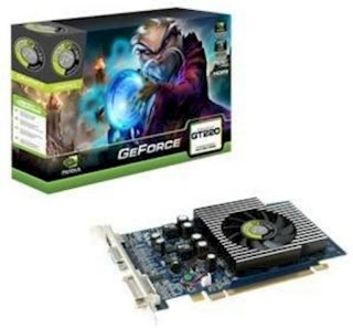 Point Of View GeForce GT 220 1600MHz