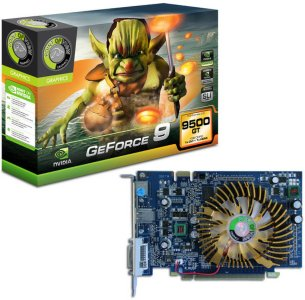 Point Of View GeForce 9500 GT