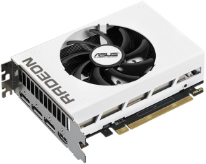Asus White AMD Radeon R9 Fury 4GB