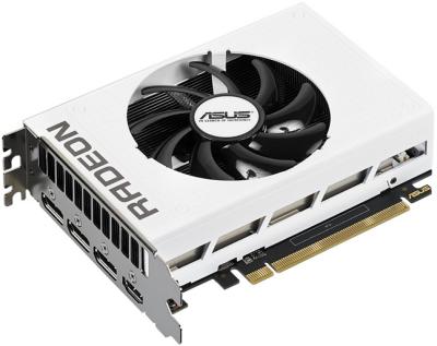 Asus White AMD Radeon R9 Fury 4GB