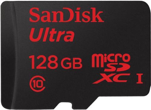 SanDisk MicroSDXC Ultra 128GB