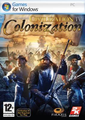 Sid Meier's Colonization til PC