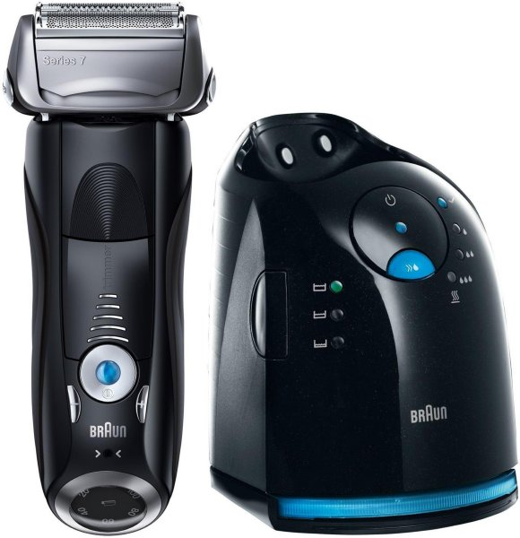 Braun Series 7 Clean & Renew (765CC)