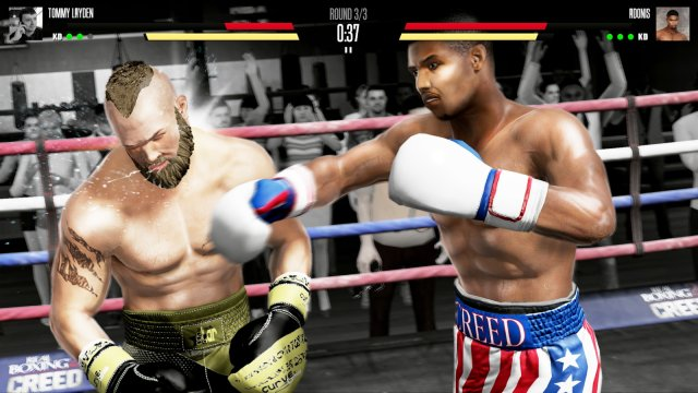 Real Boxing 2 til iPhone