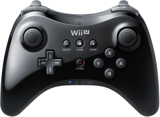 Nintendo Wii U Pro Kontroll (Original)