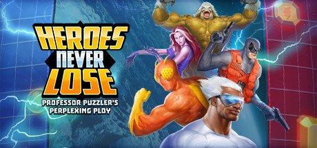 Heroes Never Lose: Professor Puzzler's Perplexing Ploy til PC