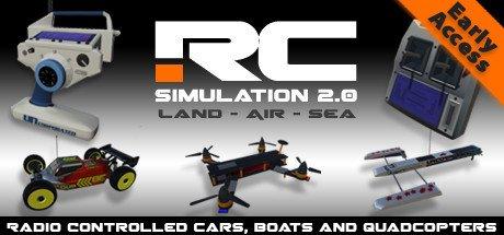 RC Simulation 2.0 til PC