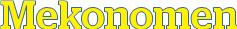 Mekonomen.no logo