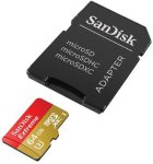 SanDisk Extreme MicroSDXC 64GB UHS-I
