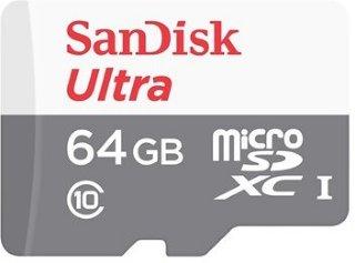 SanDisk Ultra MicroSDXC 64GB UHS Class 1
