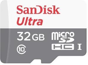 SanDisk Ultra MicroSDXC 32GB UHS Class 10