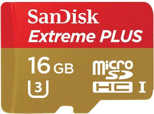 SanDisk Extreme Plus microSDHC 64GB