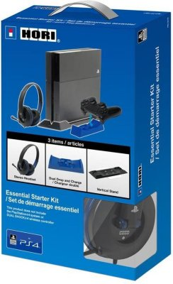 Hori PS4 Essential Starter Kit