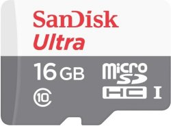 SanDisk Ultra Android Micro SDHC Class 10 16GB
