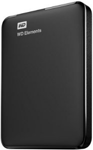 Western Digital Elements Portable 0.75TB