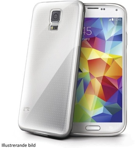 Celly Gelskin TPU Cover for Samsung Galaxy S6 edge